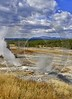 Yellowstone National Park Wyoming Norris Geyser Basin Hot Tree River Barn Stock - 011822 - 30-09-2012 - 7227x9984 Pixel