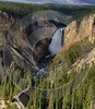Yellowstone National Park Wyoming Grand Loop Upper Falls Pass Fine Art Photography For Sale - 011691 - 28-09-2012 - 4462x5127 Pixel