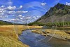 Yellowstone National Park Wyoming West Entrance Creek River Stock Image - 011828 - 30-09-2012 - 11858x7895 Pixel