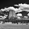 Devil's Tower National Monument, Bear Lodge Mountains, Wyoming