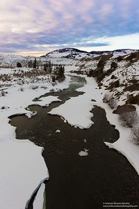 Paisajes de Yellowstone / Landscapes of Yellowstone