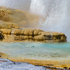 Geyser-&-sulfur-rocks,-Yellowstone<br /> <br /> An other worldly landscape