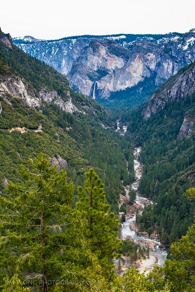 Big Oak Flat, Yosemite National Park