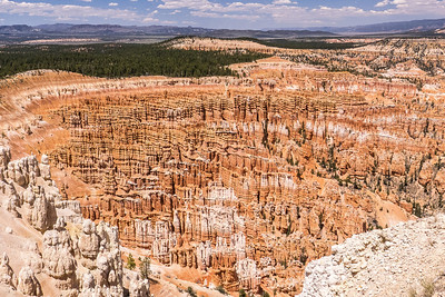 Bryce NP: The Amphitheater.
