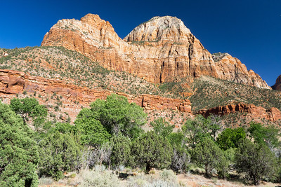 Zion NP: Bridge Mountain