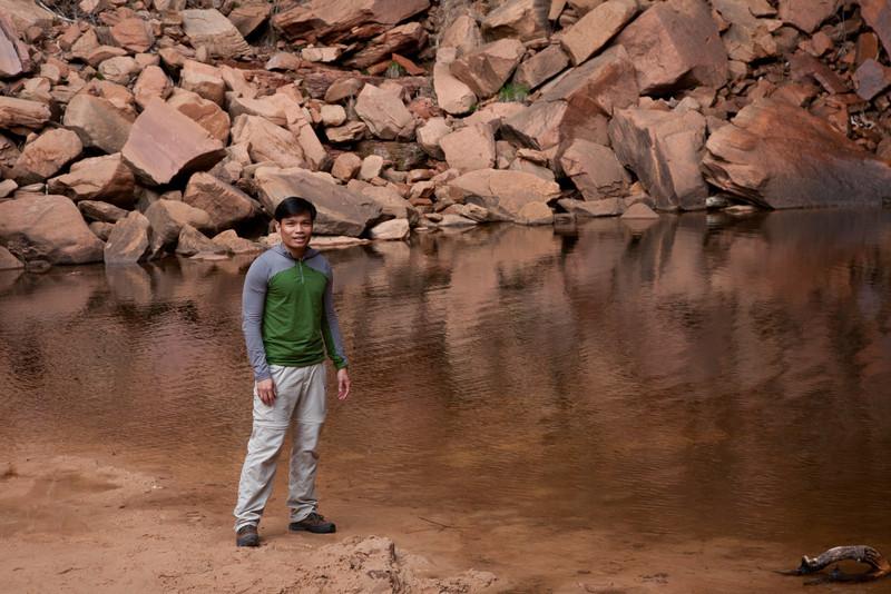 Upper Emerald Pools - Zion National Park