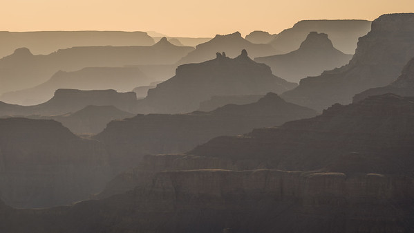 Grand Canyon seen from Desert View Point