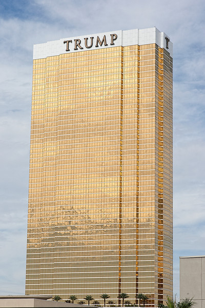 Trump Hotel in Las Vegas
