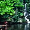 Deer Leap Falls, Delaware Water Gap National Recreation Area, Pennsylvania