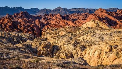 Valley of Fire, Overton, Nevada