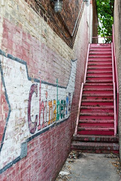 Chapel Hill Alley