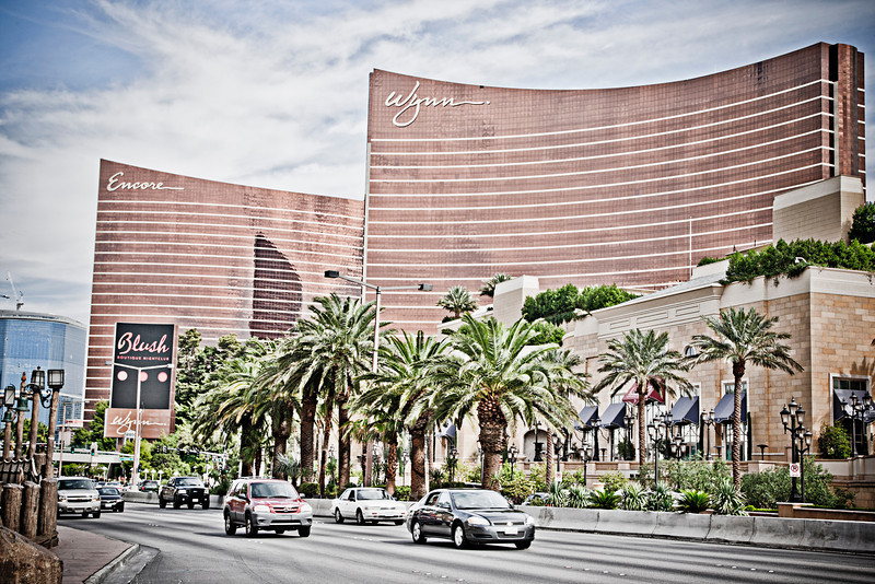 Encore and Wynn Hotels in Las Vegas
