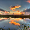 "Sunset in the Florida Everglades - I learned HDR Photography from Trey Ratcliff, and you can too!  Sign up for his course <a href=""http://bit.ly/HDR-Workshop"">HERE</a> if you are interested in doing this type of work as well!"