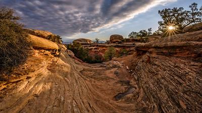 Needles District, Canyonlands National Park, Utah