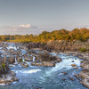 Panoramic Great Falls of the Potomac