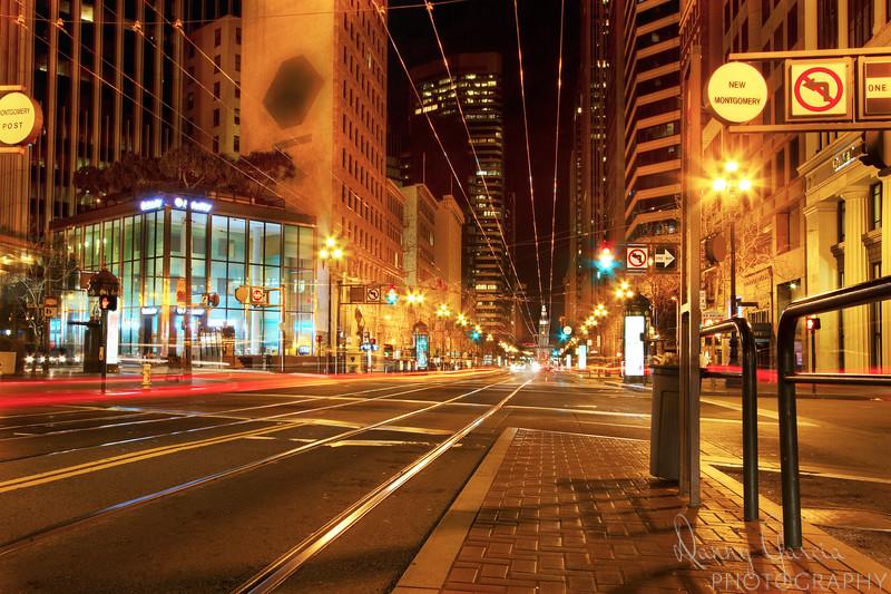 San Francisco's Cable Car Lines