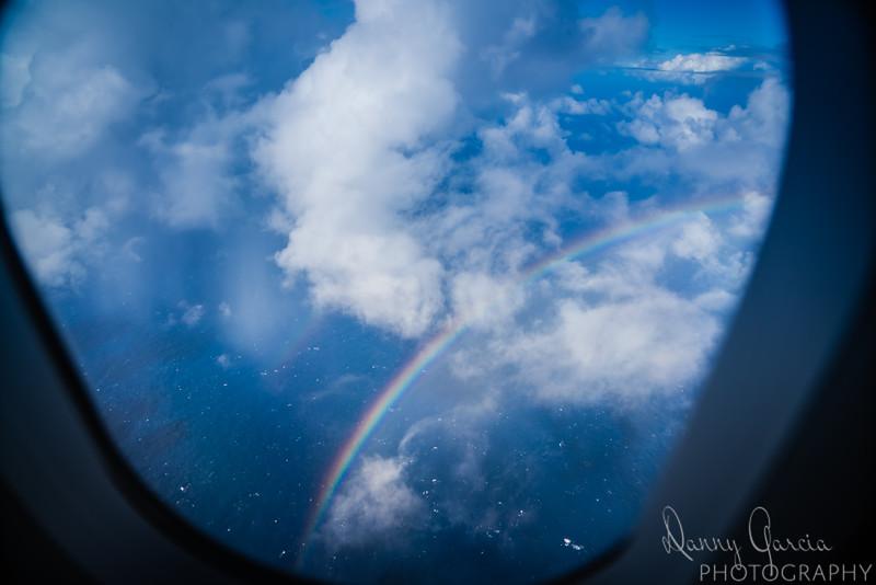 Flight Over the Rainbow