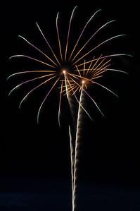 My favorite fireworks photo I've taken.