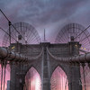 Up the Brooklyn Bridge