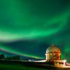 Aurora Borealis in Fairbanks, Alaska