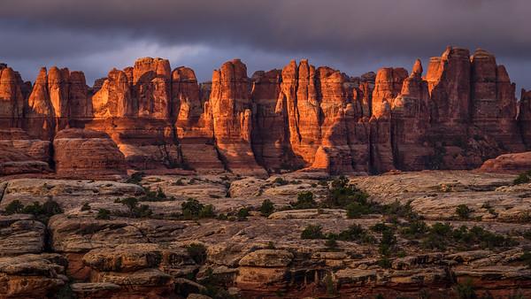The Needles, Canyonlands NP, Utah