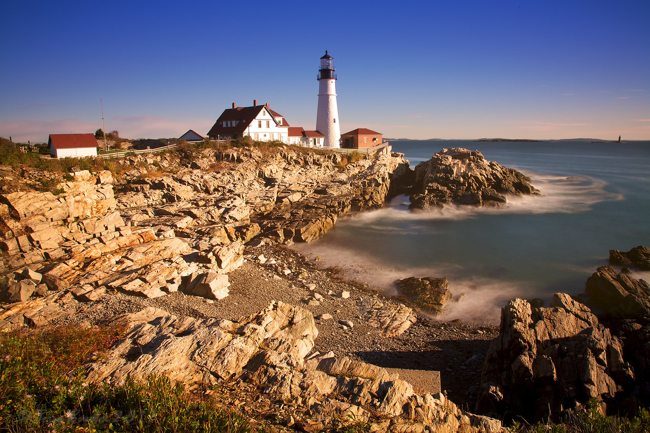 Portland, Headlight, Cape Elizabeth, ME