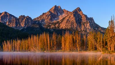 McGown Peak, Stanley Lake, Idaho