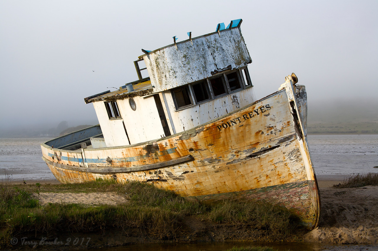 Point Reyes, Inverness, CA