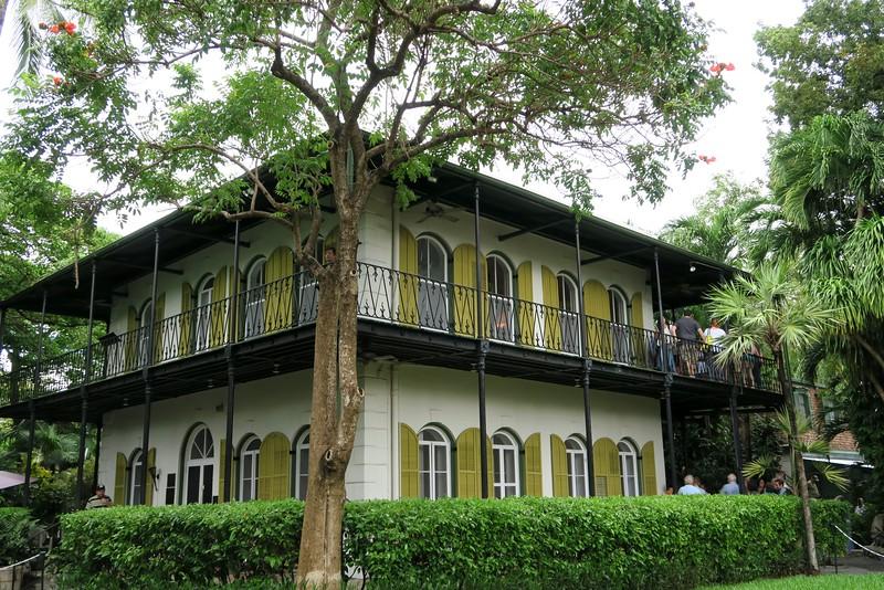 Exploring Ernest Hemingway's Key West