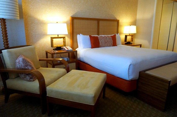 Staying at the Tropicana, Las Vegas