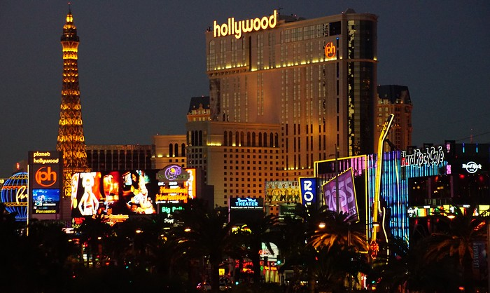 5 Things that surprised me about Las Vegas