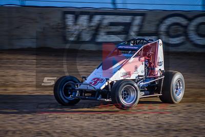 USAC, Lawrenceburg Speedway, 10/17/15