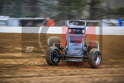 No Way Out 40, Brownstown Speedway, 3/25/2017