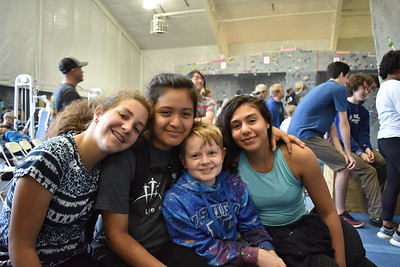 USAC Bouldering Competition