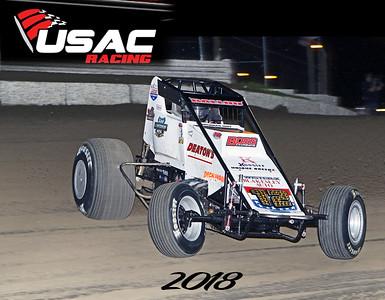 USAC Sprint Cars