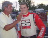 Brandon Petty drove the #3R