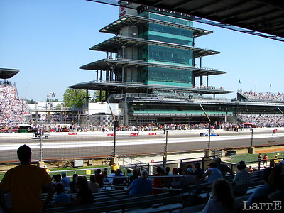 Indy qualifying