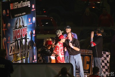 Kyle Larson wins another one