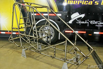 a bunch of tubes in the right place will make a midget racer