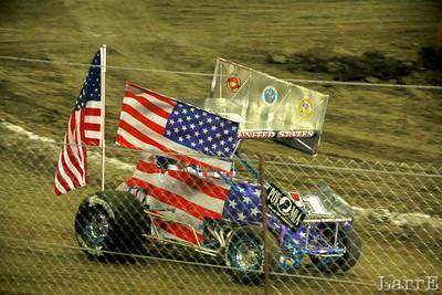 National Anthem car