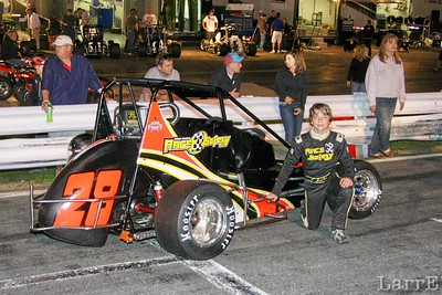 Jared Irvan was 2nd on Friday and won the Ford Focus race on Saturday