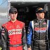 Scott Hunter and Jeremy Frankoski