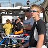 Adam Wilsdon #9 Ford Focus midget
