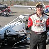Joe Ligouri, his grandfather drove Indy cars