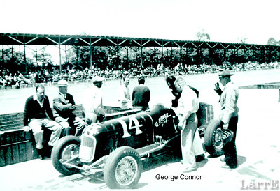 George Connor and the Boyle Spl #14