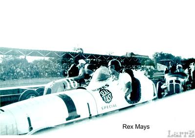 Rex Mays
