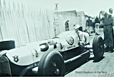 Ralph Hepburn in the NOVI