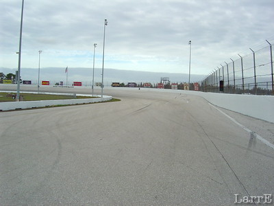 going into turn 3