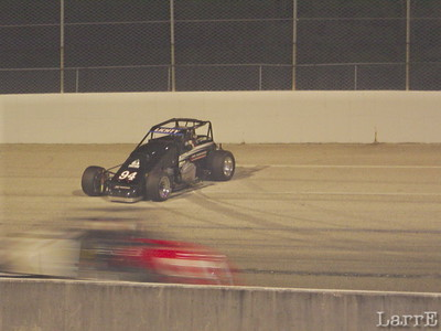 #94 Mike Lichty spins