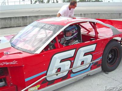 #66 Jerry Symons from New Smyrna Beach, Fl